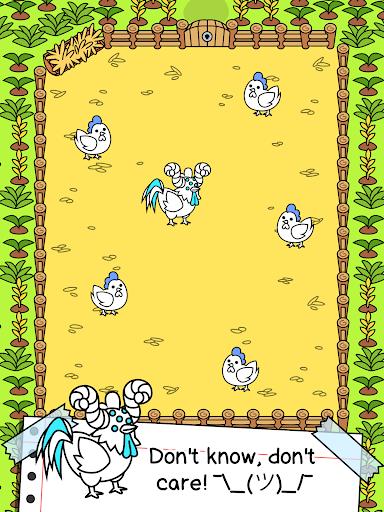 Chicken Evolution - ud83dudc13 Mutant Poultry Farm Clicker screenshots 6
