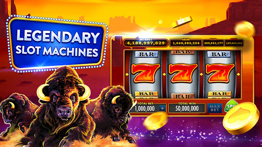 Slots: Heart of Vegasu2122 u2013 Free Casino Slots Games  screenshots 1