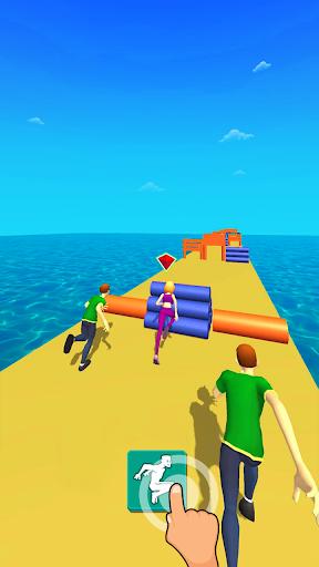 Parkour Race: Epic Run 3D screenshots 5