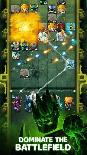 Battle Bouncers: Legion of Breakers! Brawl RPG 1.17.0 screenshots 8
