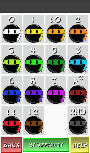 Multiplication Ninja 31 screenshots 19