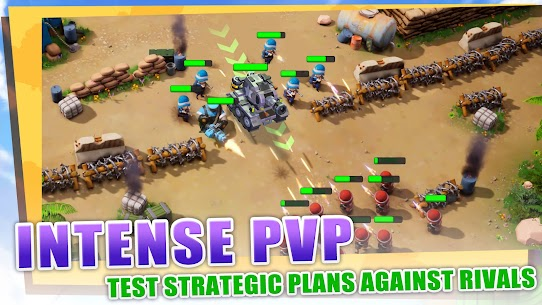 Top War: Battle Game Apk Mod + OBB/Data for Android. 3