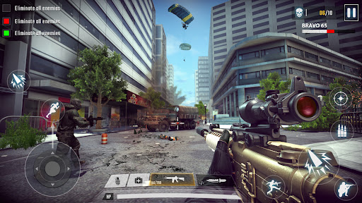 FPS Commando Shooting Games: Critical 3D Gun Games apktram screenshots 10