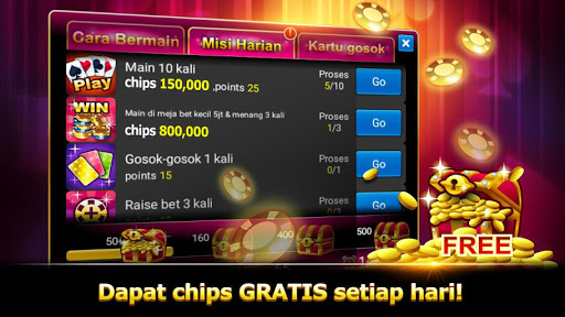 Luxy Poker-Online Texas Holdem  screenshots 6