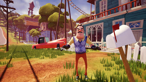 Code Triche Hello Neighbor (Astuce) APK MOD screenshots 3