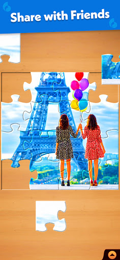 Jigsaw Puzzle: Create Pictures with Wood Pieces Apkfinish screenshots 11