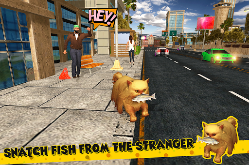 Cat Family Simulator: Stray Cute Kitty Game 10.1 screenshots 6