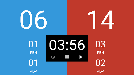 bjj timer screenshot 1