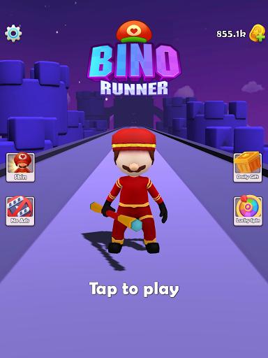 Binogo - Super Bino Run screenshots 8