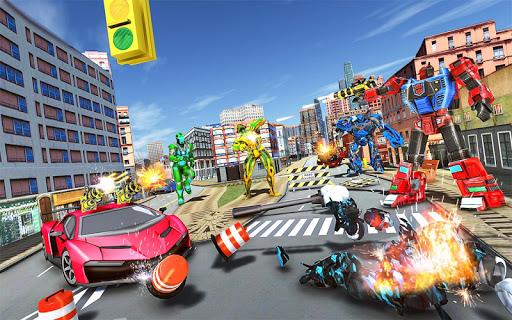 Tank Robot Car Game 2020 u2013 Robot Dinosaur Games 3d screenshots 13