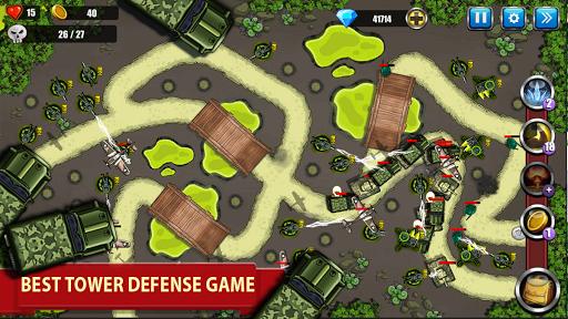 Tower Defense - War Strategy Game 1.3.0 screenshots 5