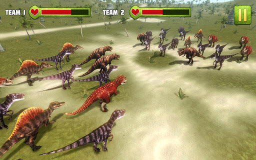 Jurassic Battle Simulator 3D  screenshots 13
