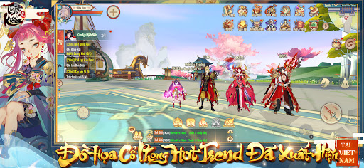Tuyu1ec7t Kiu1ebfm Cu1ed5 Phong Mobile - Hot Trend 2021  screenshots 7