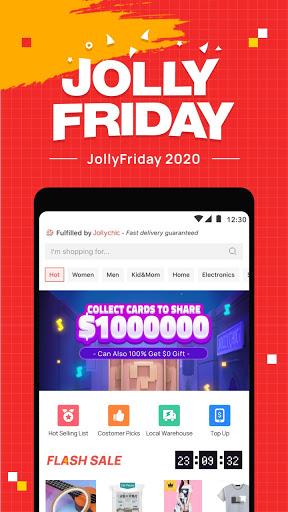 Jollychic - Online Shopping mall 8.14 screenshots 1