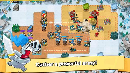 Like a King RTS: 1v1 Strategy screenshots 11