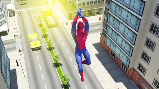 Super Spider hero 2018: Amazing Superhero Games 2.1 screenshots 1