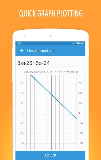 Math Equation Solver 4.5 screenshots 3