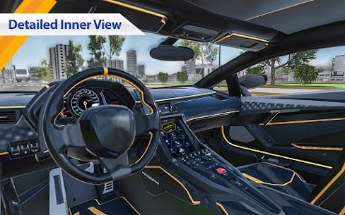 Süper Araba Simülatörü 2020: Şehirde Araba Oyunu Apk Son Sürüm 2021 5