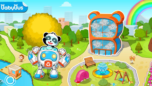 Little Panda Green Guard 8.52.00.00 screenshots 1