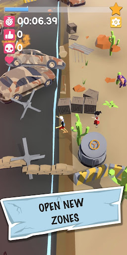 A4 - Run Away Challenge 1.33 Screenshots 4