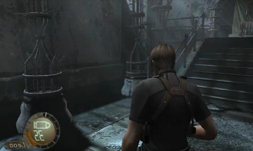 Resident Evil 4 Full Apk Download 3