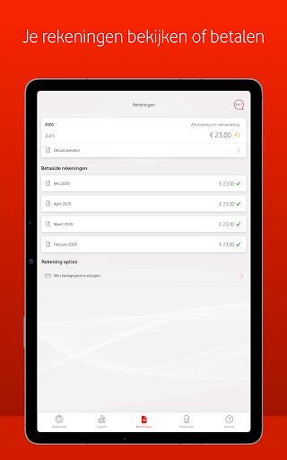 My Vodafone  screenshots 9