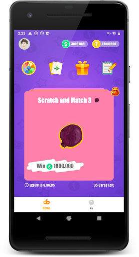 Crazy Scratch - Have a Lucky Day & Win Real Money 1.2.2 apktcs 1