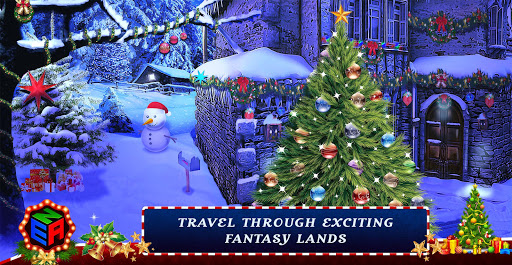 Santa's Homecoming Escape - New Year 2020 3.5 Screenshots 6