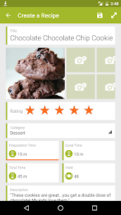 Cookmate (formerly My CookBook) – Ad-Free MOD APK 4