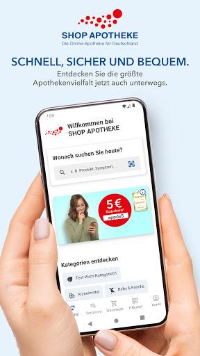 SHOP APOTHEKE android2mod screenshots 1