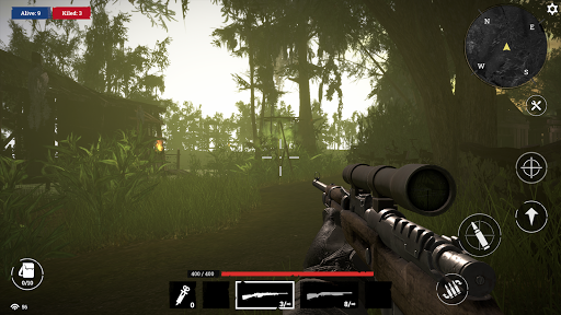 Wild West Survival: Zombie Shooter. FPS Shooting 1.1.11 screenshots 1