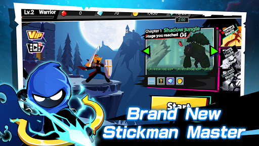 Stickman Master II: Dark Earldom 0.2.1 screenshots 1