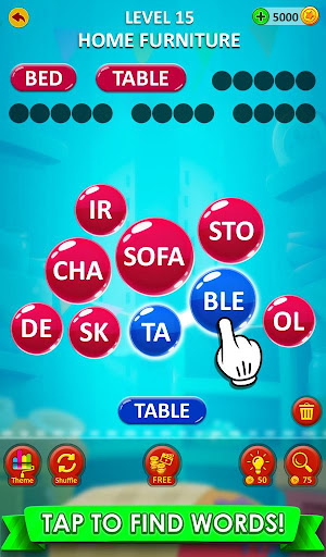 Word Game 2021 - Word Connect Puzzle Game 2.7 Pc-softi 4