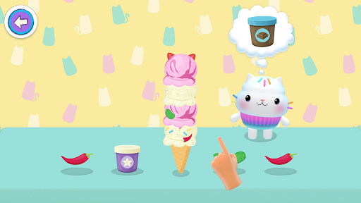Gabbys Dollhouse: Play with Cats android2mod screenshots 6