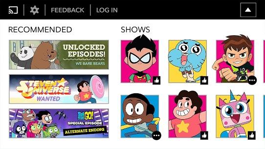 Cartoon Network App 4