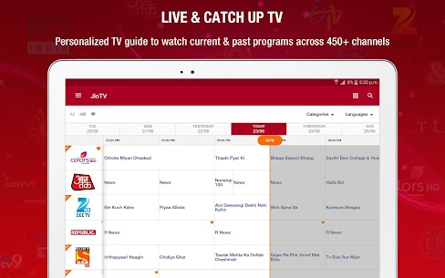 Download Jiotv Apk | Jio Tv Apk For Android Tv 9