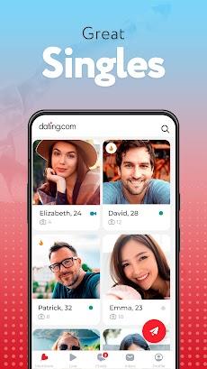 Dating.com™: meet new people online - chat & dateのおすすめ画像4