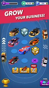 Merge Neon Car  Car Merger Apk Download 2021 4