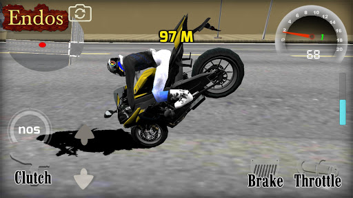 Wheelie King 4 - Online Getaway Wheelie bike 3D 1 screenshots 7