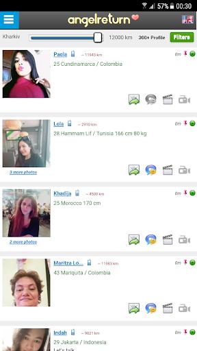 Flirting & Dating App  Screenshots 8