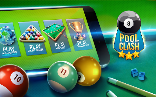 Pool Clash: 8 Ball Billiards & Top Sports Games 1.05.0 Screenshots 13