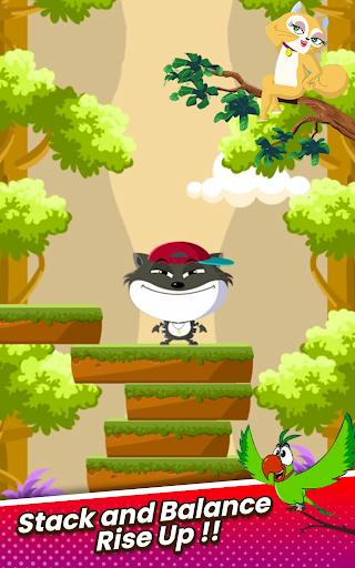 Honey Bunny Ka Jholmaal Games : Rise Up Jump & Run 1.0.3 screenshots 5