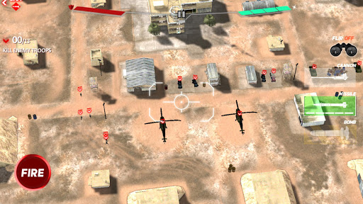 Drone -Air Assault 2.2.142 screenshots 5