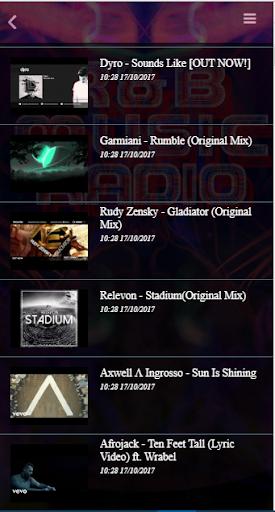 RnB Music android2mod screenshots 5