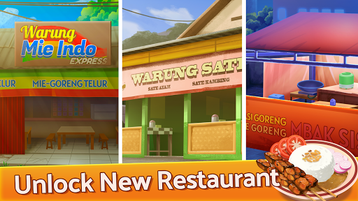 Selera Nusantara : Chef Restaurant Cooking Games apkpoly screenshots 6