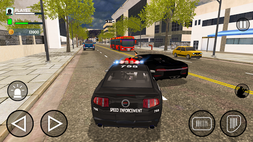 Cop Driver Police Simulator 3D apkpoly screenshots 13