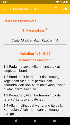 Cerita Alkitab Terbuka modavailable screenshots 4
