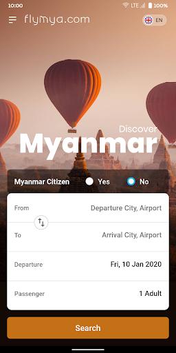 flymya screenshot 1