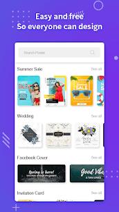 Poster Maker, Flyers, Banner, Logo Ads Page Design (PREMIUM) 6.8 Apk 5