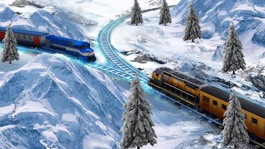 Train Racing Games 3D 2 Player MOD APK (Unlimited Money) 6